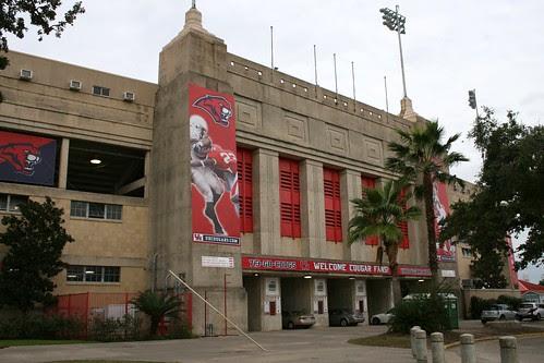 public school stadium