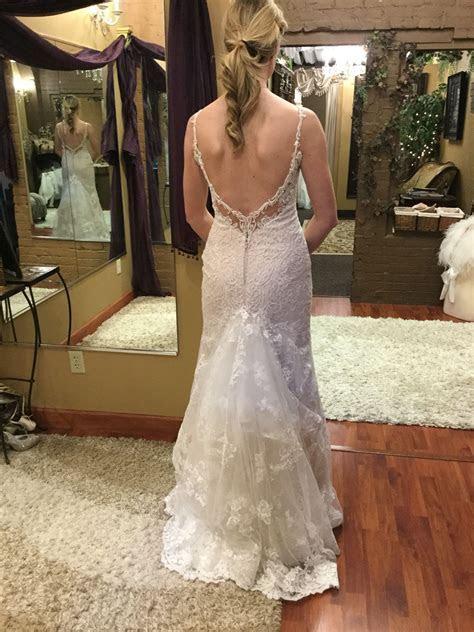 Split layer American bustle   Wedding Gown Bustle Styles