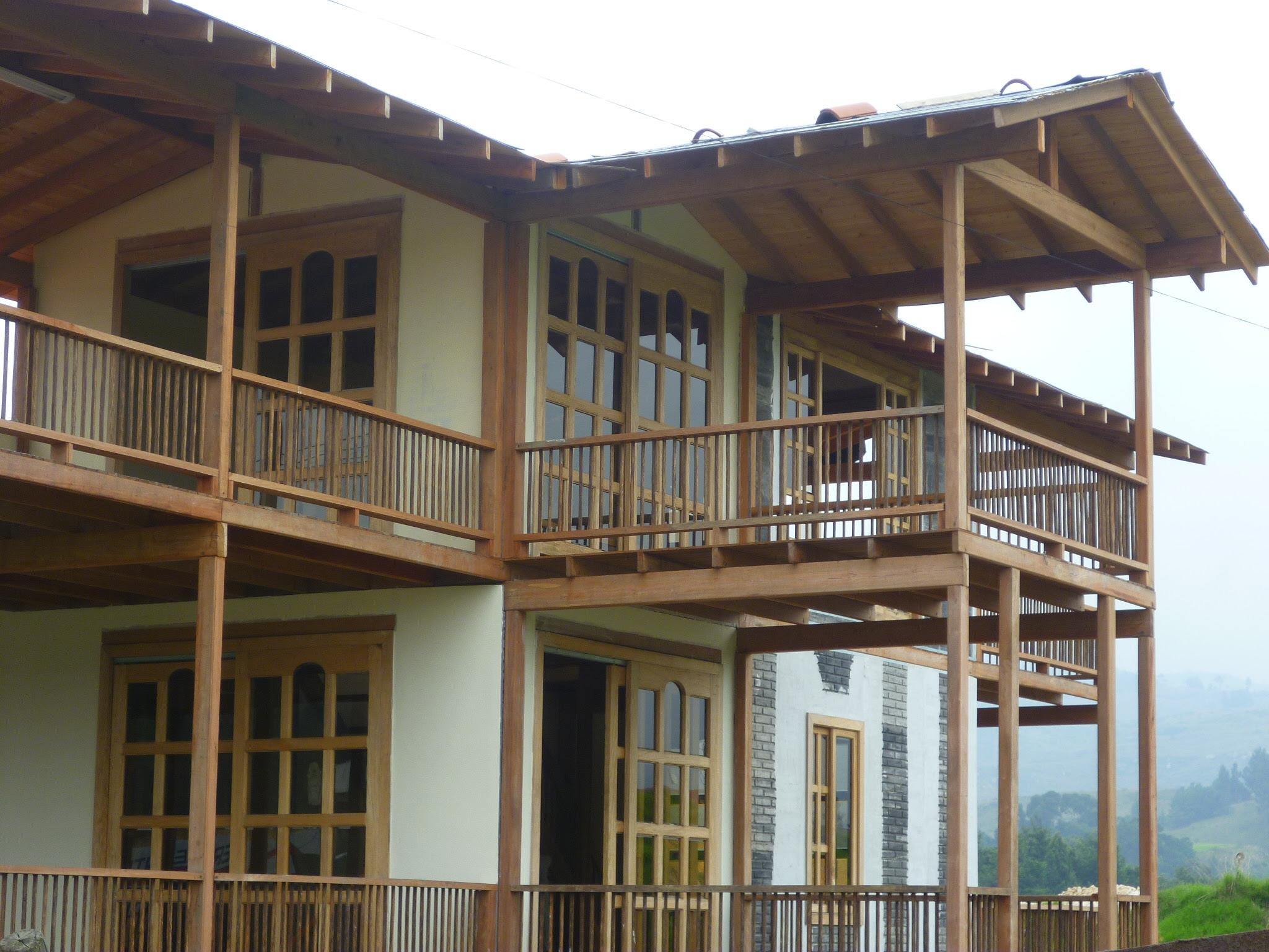 Casas de madera prefabricadas casas prefabricadas boyaca - Opiniones casas prefabricadas ...