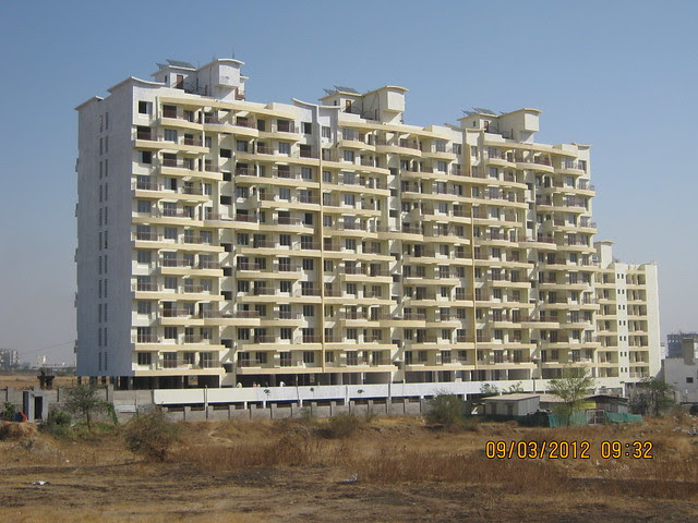 Aditya Shagun Green Zone - Almost Ready Possession 2 BHK Flats - Baner Pune 411 045 - 5