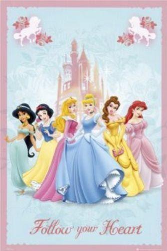 Disney Princess Poster | eBay