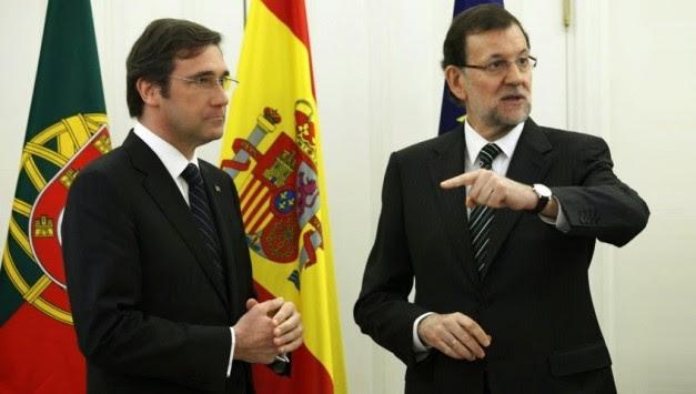 Πρωτοφανείς επιθέσεις από τους Πρωθυπουργούς της Ισπανίας και της Πορτογαλίας στον Τσίπρα – Ραχόϊ προς Τσίπρα: Σοβαρέψου!