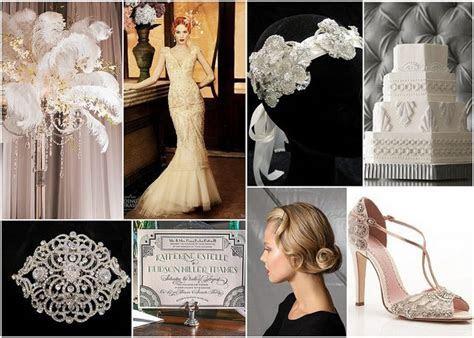 A 1930?s Inspired Wedding: Visual Ideas   eWedding