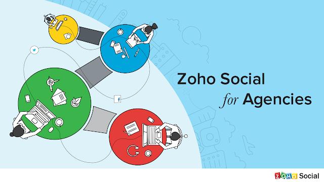 Introducing Zoho Social for Digital Agencies