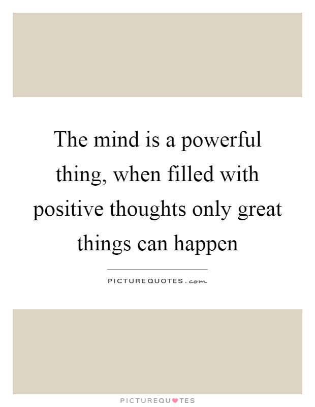 Powerful Thing Quotes Sayings Powerful Thing Picture Quotes Page 2