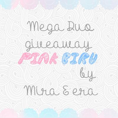 http://www.cikkmira.com/2013/11/mega-duo-giveaway-pink-blue-by-mira-era.html