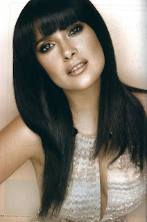 Salma Hayek In May's Marie Claire