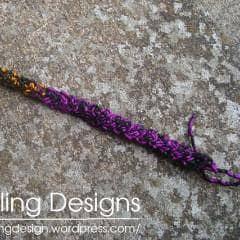 Braided Bracelet Pattern