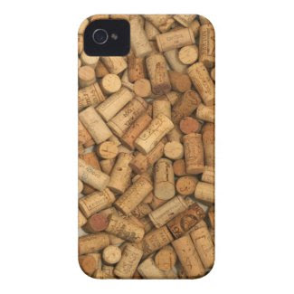 Wine Cork Case-Mate Case Iphone 4 Case-mate Case