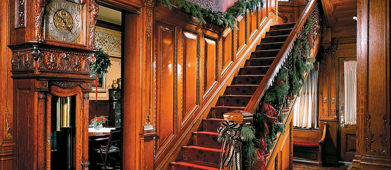 Clayton Holidays Staircase