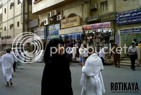 lindaonn3 (Gambar) Linda Onn Di Kota Mekah :)