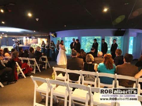 Juliet & Evan's Wedding Reception   Mystic Aquarium