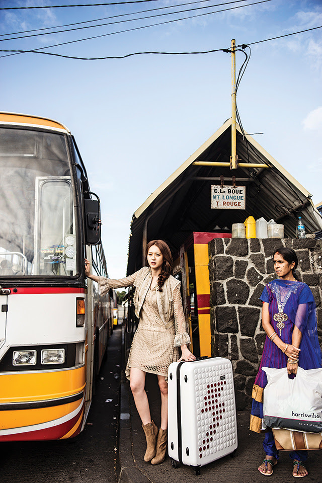Go Ara - The Traveller Magazine January Issue '15