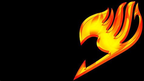 fairy tail logo wallpapers wallpaper cave
