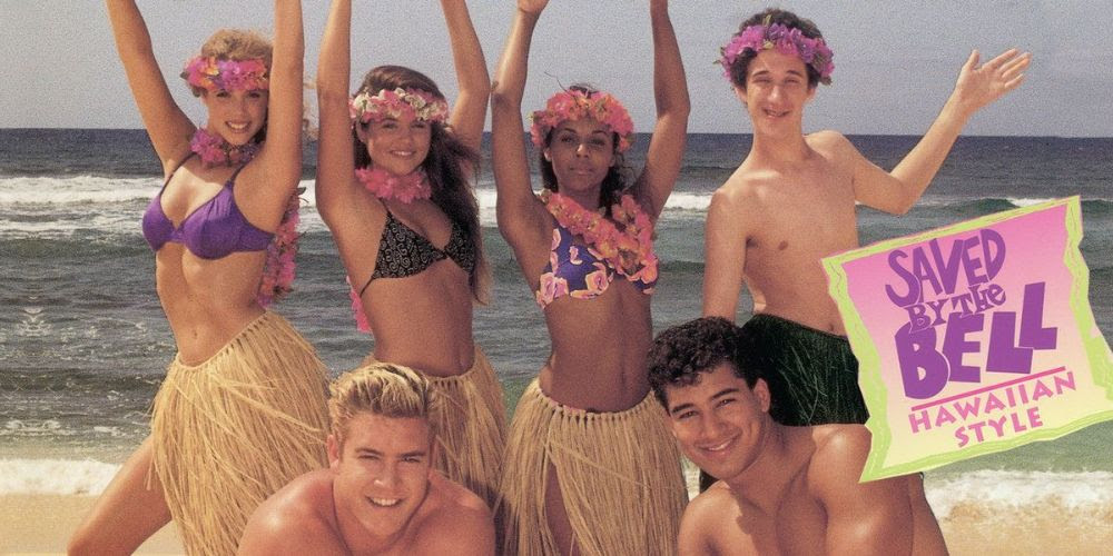 Saved By The Bell Hawaiian Style 1992 Cast And Crew Trivia