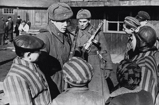 E' l'Armata Rossa ad entrare a Auschwitz-Birkenau. Ci vuole memoria per sconfiggere la madre di tutte le fake news
