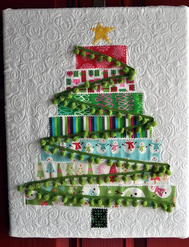 The Quilted Tree ~ Finished