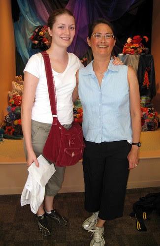 Liz and me