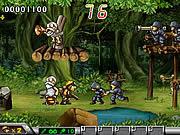 Jogar Metal slug rampage 4 Jogos