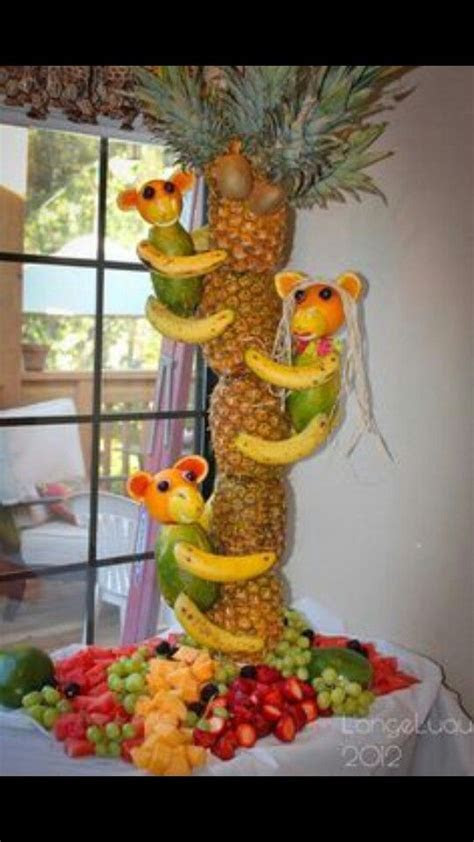 25  best ideas about Luau Centerpieces on Pinterest   Luau