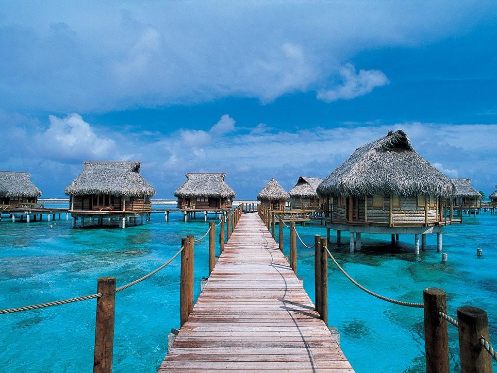 Tikehau Pearl Beach Resort Tuamotu Atoll French