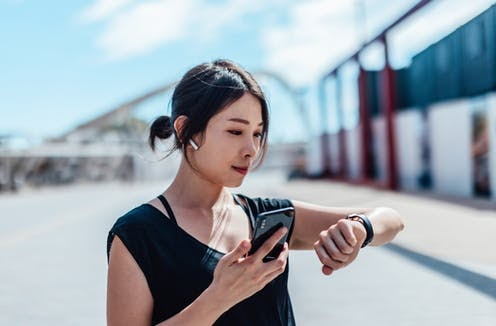 Health apps track vital health stats for millions of people, but doctors aren't using the data – here's how it could reduce costs and patient outcomes