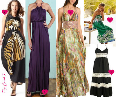 Maxi Dresses: The New Casual Day Dress