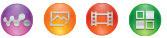 Xperia Z icons