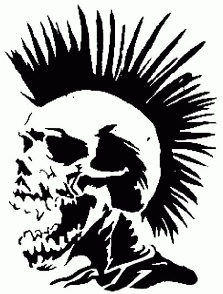 gambar keren gambar punk rock punk vest ideas