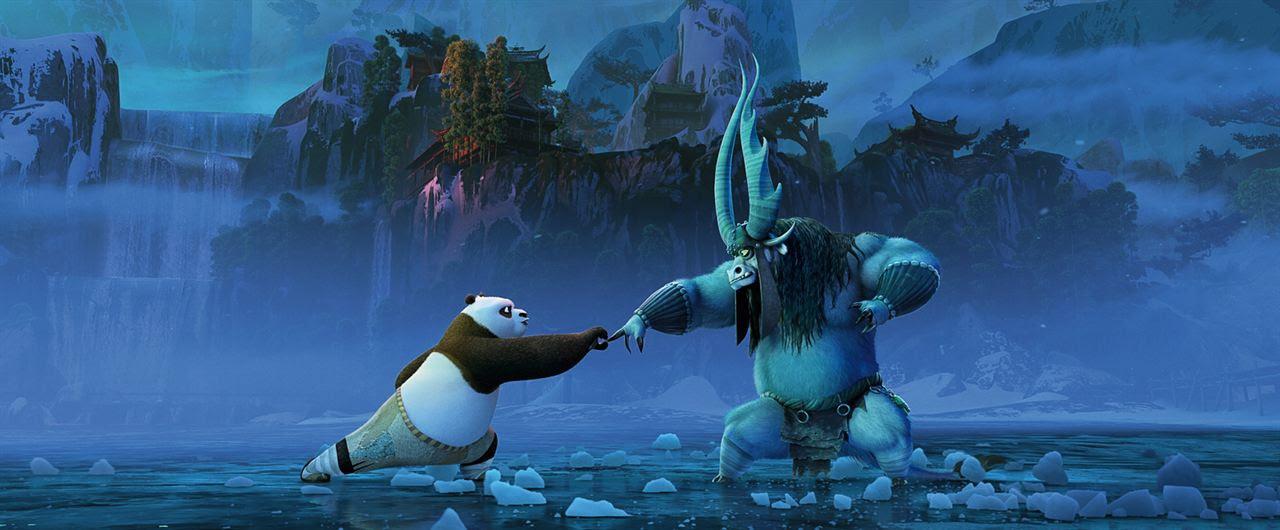 Kung Fu Panda 3 : Foto