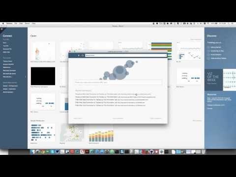Tableau Zen: Turn any website into a Tableau data source