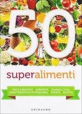 50 Superalimenti - Libro