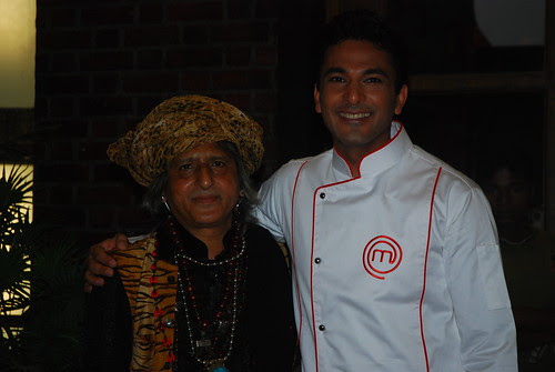 Master Chef Vikas Khanna Blessed Me Said Go Cook More Stories .But Dont Get Burnt Out . by firoze shakir photographerno1