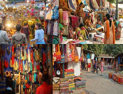 Delhi Best Shopping Markets, Top 10 Shopping Places in
