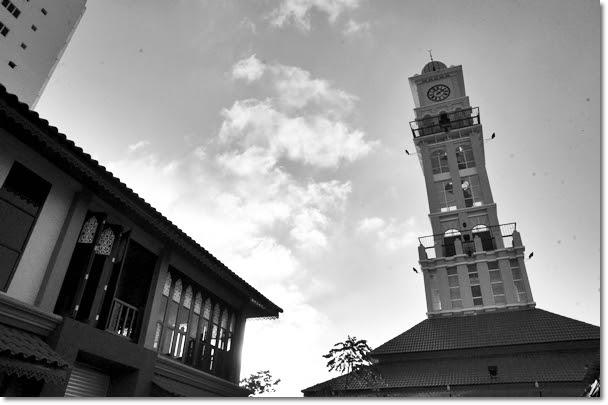 Menara Tinjau, Kota Bharu