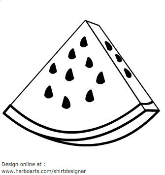Free Watermelon Clip Art Black And White Download Free Watermelon Clip Art Black And White Png Images Free Cliparts On Clipart Library