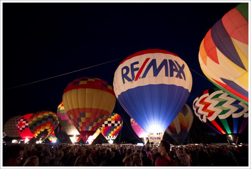 Balloon Glow 2012-09-14 10