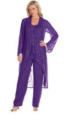cheap roamans  size  piece beaded pant suit discount