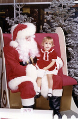 Dept Store Santa