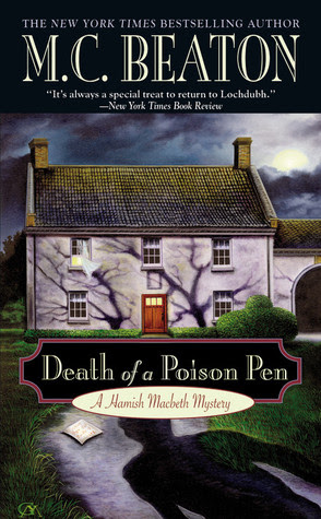 Death of a Poison Pen (Hamish Macbeth, #20)