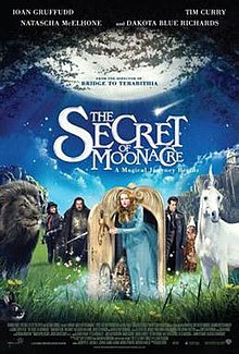 The Secret of Moonacre by Graham Alborough and Lucy Shuttleworth