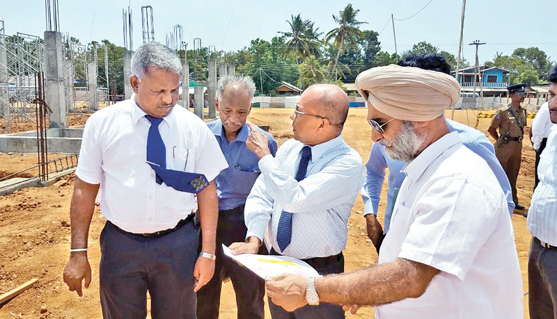 Indian HC reviews construction of Tri-lingual School in Polonnaruwa