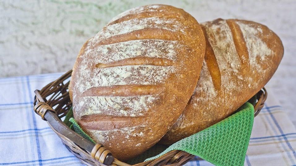 Artisan Bread - Jo Cooks