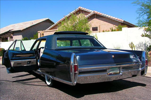 1968 Cadillac Fleetwood Brougham Classic, 63K Original ...