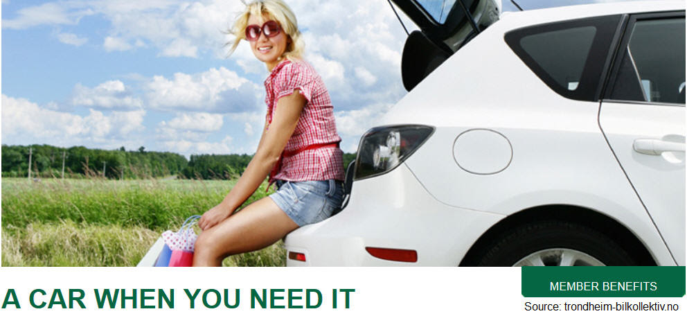 norway carsharing ad
