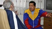 hugo chavez, fidel castro, cuba, venezuela