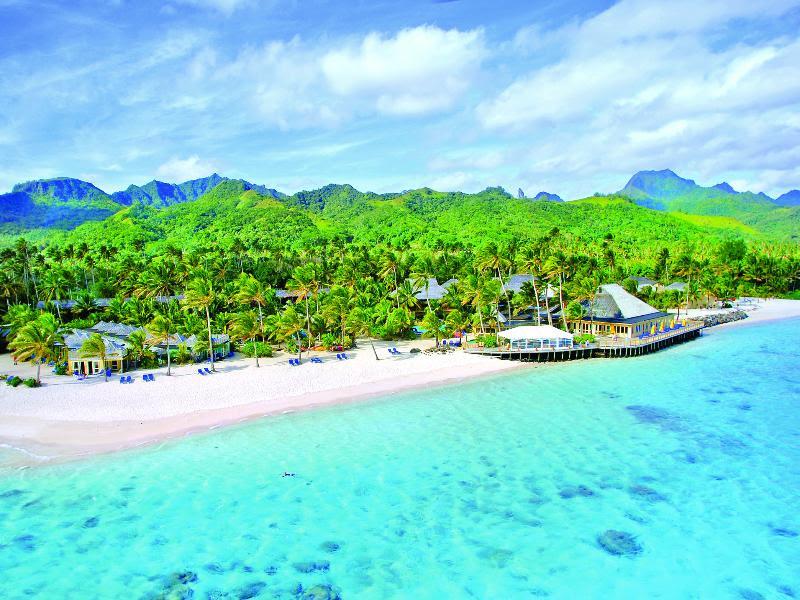 The Rarotongan Beach Resort and Spa Reviews