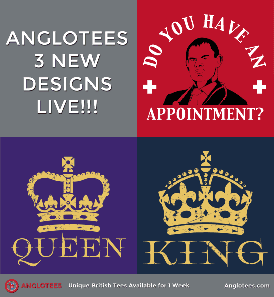 London Alert New Designs Live Doc Martin King And Queen