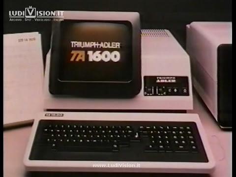 Triumph Adler TA-1600 (1982)