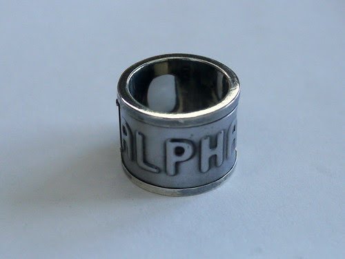 Alpha Male Ring - 4